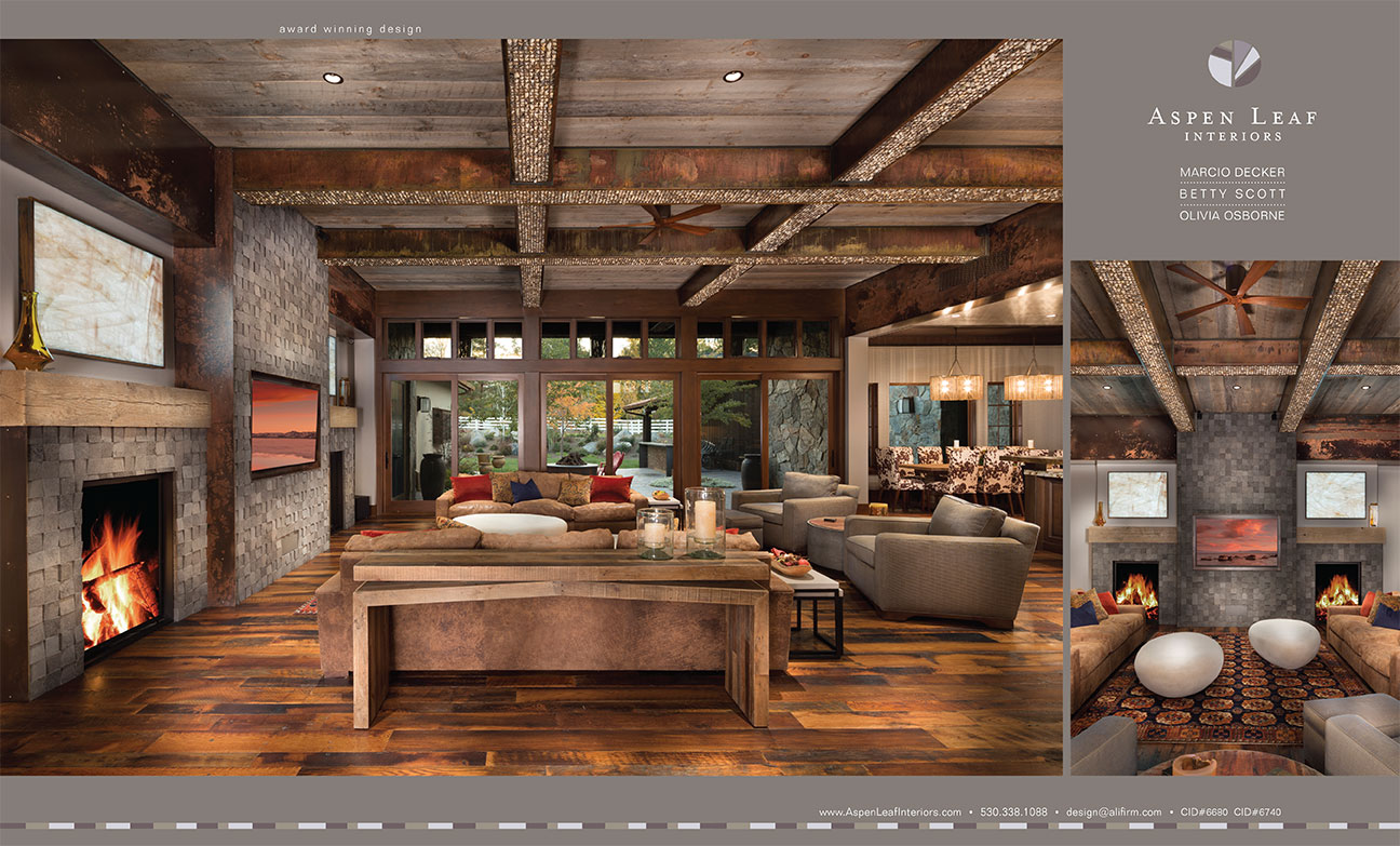 aspen leaf interiors awards testimonials blog publications tahoe quarterly winter 2016